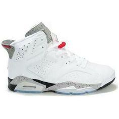 new arrival cdc5b 55f24 Air Jordan 6 (VI) Olympics White Black Cement, cheap Jordan If you want to  look Air Jordan 6 (VI) Olympics White Black Cement, you can view the Jordan  6 ...