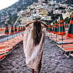 Positano Travel Diary. –