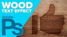 In today's Photoshop tutorial, we're going to be creating a wood text effect using a simple texture, Layer Styles, Adjustment Layers, and blending methods. T...