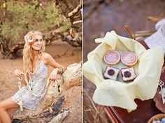 Beach Bohemian Wedding Inspiration