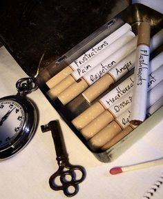 quit smoking ;)