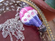 National Conference Limited Edition Hot Air Balloon Necklace Thirty-One Consultants. $22.00, via Etsy.