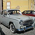 Peugeot 403 grand luxe 1958