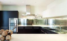 Inox Spatwand Keuken