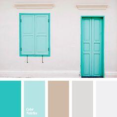 Color Palette #3767