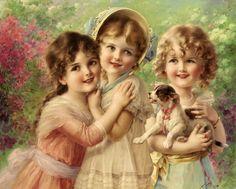 -Emile Famous painter Vernon