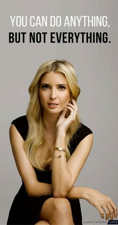 "I have a problem with Vox's recent article titled ""Ivanka Trump's Advice for Women: Change Yourselves, Not the World."" And anyone who disses my girl Ivanka."