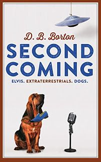 Second Coming: Elvis. Extraterrestrials. Dogs. #amreading #books #sciencefiction   https://www.amazon.com/gp/product/B072JZKB4J    In D. B. Bortons new comic novel SECOND COMING Hank Jones isnt kidnapped by aliens. He goes voluntarily. What does he have to lose? Its spring break 2007. His freshman comp students have taken their bad grammar and bad attitudes to Florida. His dissertation a semiotic study of package labeling in the 40s and 50s is going nowhere. And his ex is sleeping with his…