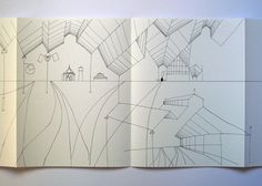 Saul Steinberg - From The Line