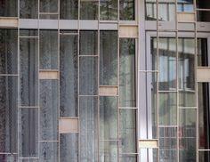 Wrought iron fence in front of window in Lower Beyoğlu