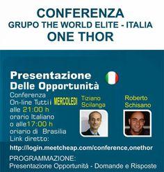 Il Network Marketing numero uno al mondo!: Conferenza & formazione One Thor