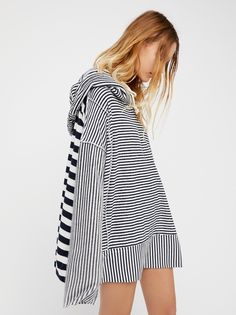 Shoulders and Stripes Hoodie from Free People!