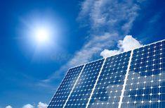Concept of Solar panel and sun. Concept of Solar panels harness the sun energy , Solar Energy Panels, Best Solar Panels, Solar Roof Tiles, Solar Projects, Solar House, Solar Panel Installation, Solar Charger, Solar Energy System, Alternative Energy