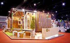 Apostrophy's Conwood Pavilion Showcases an Eco-Friendly Altern...