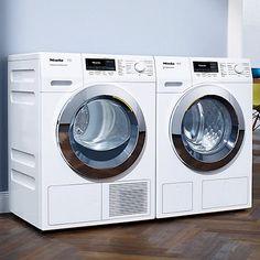 Buy Miele W1 Laundry Range Online at johnlewis.com