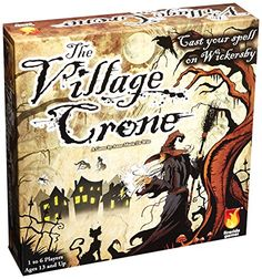 Village Crone Board Game *** Visit the image link more details. Note:It is Affiliate Link to Amazon.