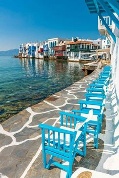 Mykonos - one of my favorite places