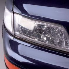 Clear your fogged or yellowed headlight lenses in 45 minutes for less than $15, rather than spending hundreds to replace them.