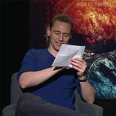 nerdtasticsarcasm:   hiddlestonhiddles:   Tom... - Men & More