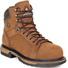 Rocky 5257 RidgeTop Waterproof Outdoor Hiker Men's Hiking Boots ...