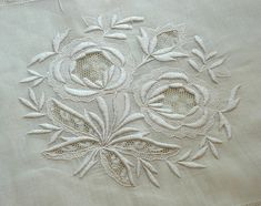 Embroidery Linens & Textiles (pre-1930) Dedicated Antique Turkey Redwork Embroidered Runner Dresser Scarf Linen-german