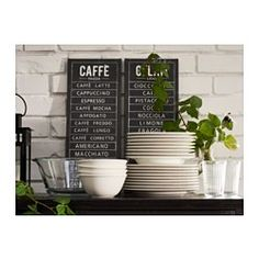 IKEA - PJÄTTERYD, Picture, set of 2, You can personalize your home with artwork that expresses your style.The picture has extra depth and life because it's printed on high quality canvas.