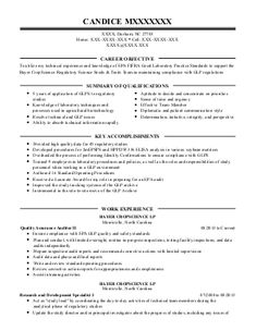 find graded north carolina durham science resume examples great place to start your job search