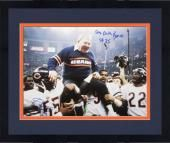 Framed Buddy Ryan & Otis Wilson Chicago Bears Super Bowl XX Autographed 16'' x 20'' Photograph