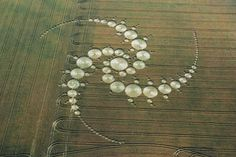 Crop Circle Photographs 1996