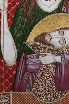 St. John the Baptist | Riza Orthodox Vestments