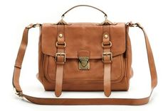 Oversized Tan Bags - Temple Touch in Tan Leather from Clarks shoes