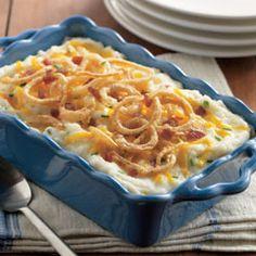 Mashed Potato Casserole Allrecipes.com