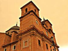 Iglesia del Salvador, Jumilla.