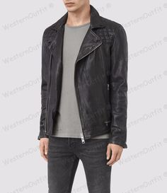 New Arrival Men Real Lambskin Motorcycle Premium Quality Leather Biker  Jacket 92  WesternOutfit  Motorcycle b8de784f4