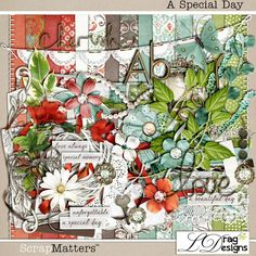 A Special Day by LDrag Designs