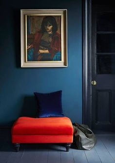 DOMINO:11 Reasons to Paint Your Walls Blue