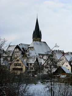 Eppingen |Baden Württemberg, Germany