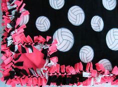 neon pink volleyball - Google Search