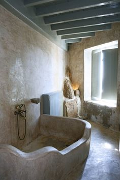 Trend Alert: 13 Sculptural Baths and Showers: Remodelista