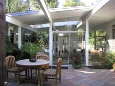 LOVE joseph eichler homes