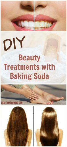 8 Natural and Effective Health and Beauty Tips with Baking Soda!