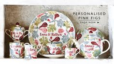 Personalised Pink Figs 2016