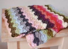Dreamy Crochet Blanket - Free Pattern