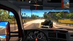 Crazy-Trucker in Aktion