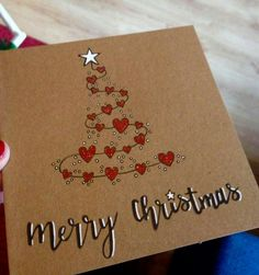 Dekoration Weihnachten – Diy christmas card ideas to make this holiday season colorful 37 Diy christmas card ideas to make this holiday season colorful 37 Source by hanifemuslu Christmas Card Crafts, Homemade Christmas Cards, Christmas Gift Wrapping, Homemade Cards, Holiday Crafts, Christmas Holidays, Christmas Decorations, Holiday Ideas, Chrismas Cards