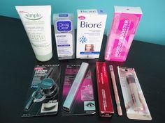 Natalie Loves Beauty: Big Drugstore Haul: Skin Care and Makeup!