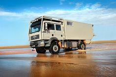 Unicat TerraCross 55 – comfort plus! Excellent adventure rv!