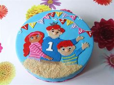 zandkasteel taart maken 15 best Zandkasteel taart images on Pinterest | Birthday cake  zandkasteel taart maken