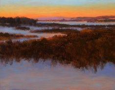 Mikel Wintermantel, Copley Master - Luminous Landscape Paintings