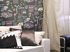 Las Mejores 55 Ideas De Papel Pintado Juvenil Papel Pintado Juvenil Murales Para Habitaciones Papel Pintado